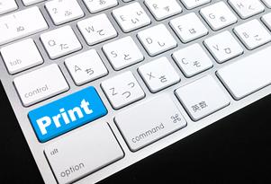 カラーオンデマンド印刷のイメージ