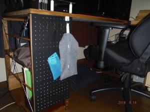 パンチングボードの写真