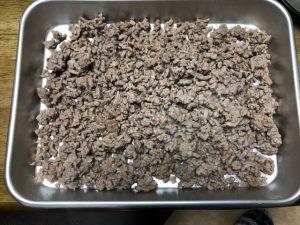ひき肉を炒める02