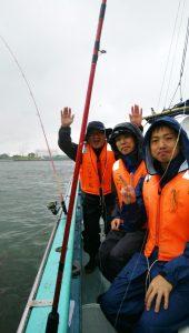 釣りメンバーの写真1