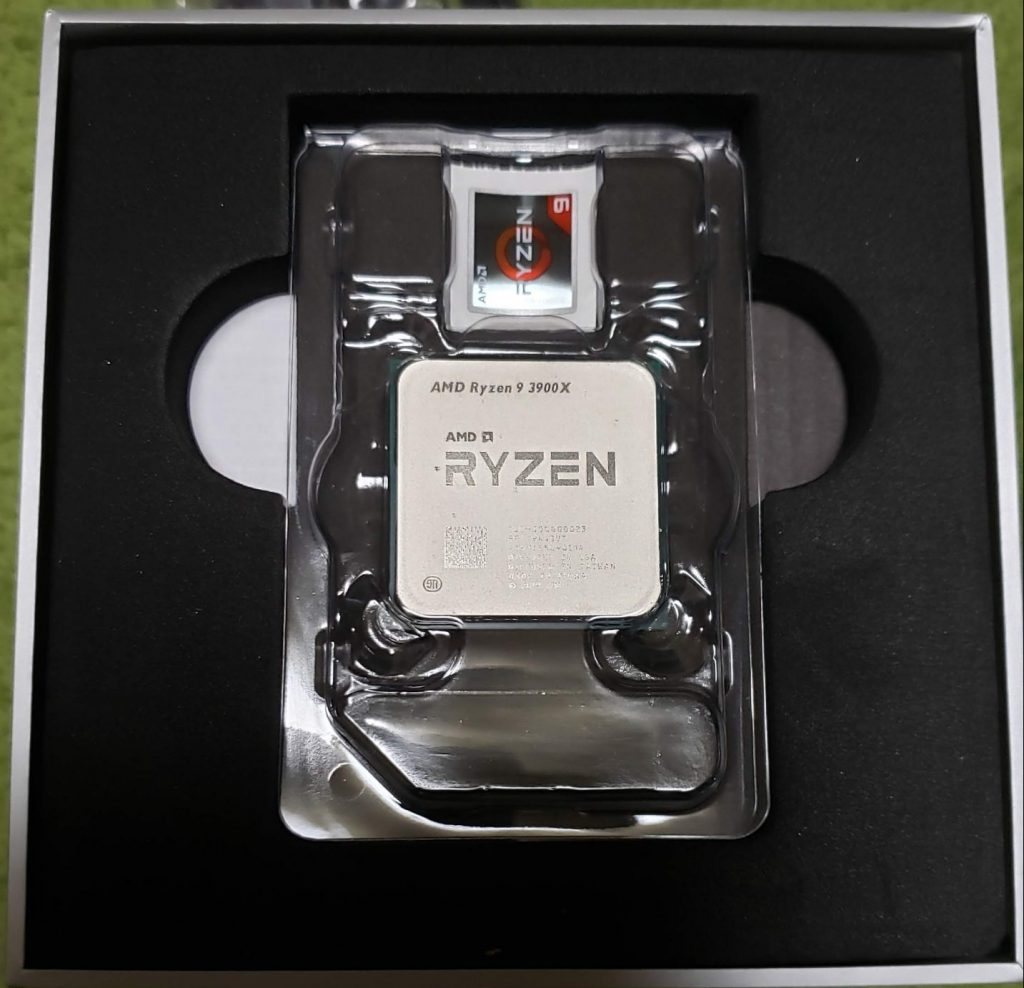 CPUの写真
