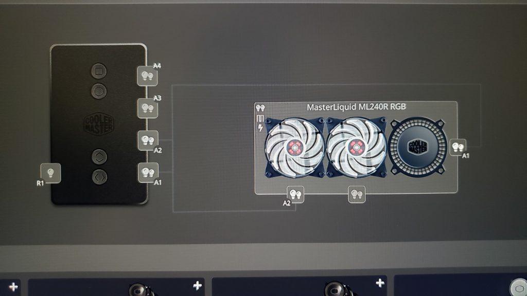ファンコン接続設定画像